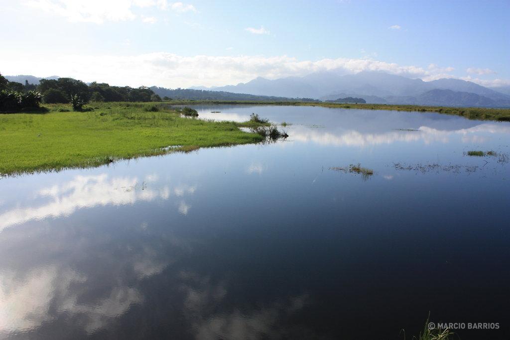 View of Yojoa Lake