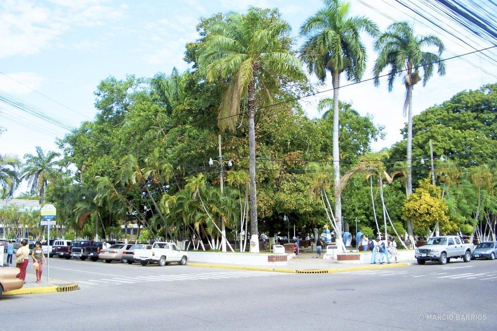 Central Park, La Ceiba